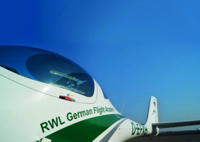 RWL German Flight Academy © Petra Drumm