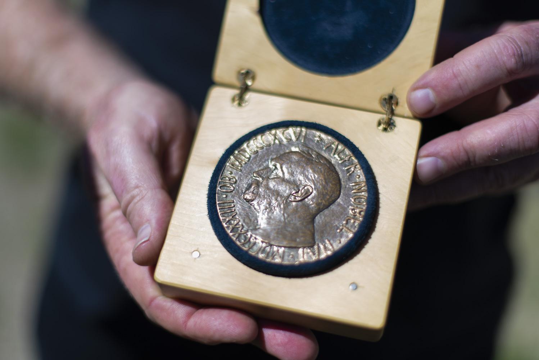 Nobelpreisträger in Mönchengladbach