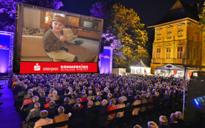Starpac Open Air  Sommerkino Schloss Rheydt