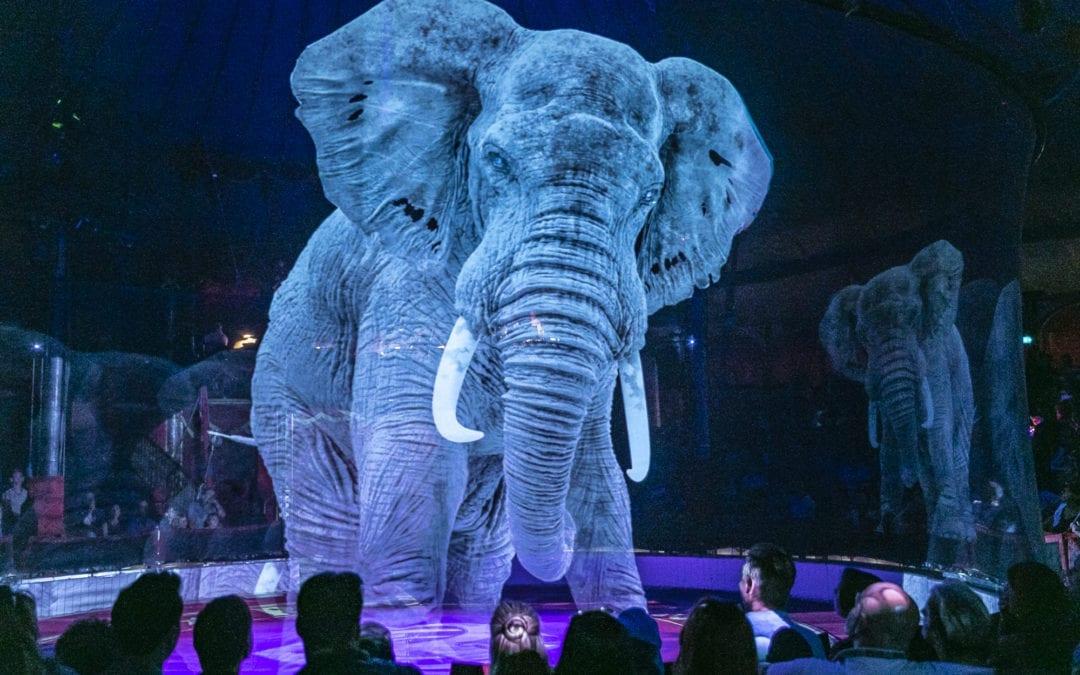 Circus Roncalli STORYTELLER Gestern – Heute – Morgen