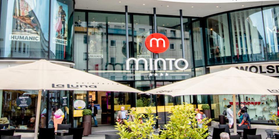 Minto Shopping Center Mönchengladbach