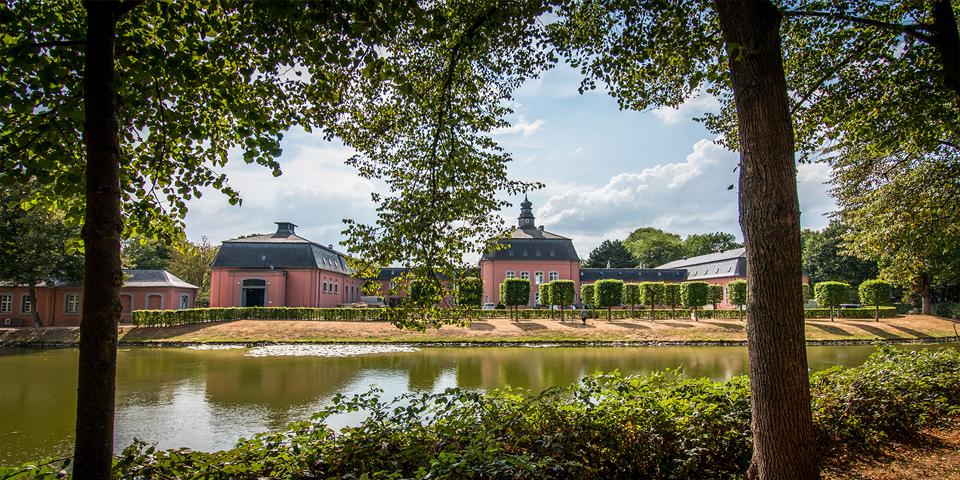 Wickrather Schlosspark