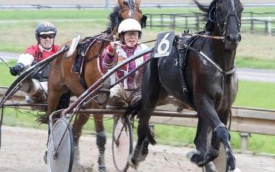 """The """"Großer Preis der Stadt Mönchengladbach"""" horse race"""