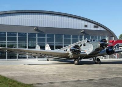 Hugo Junkers hangaar