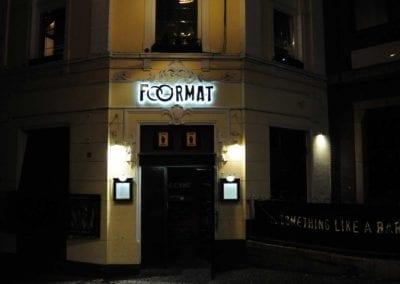 Foormat – Bar