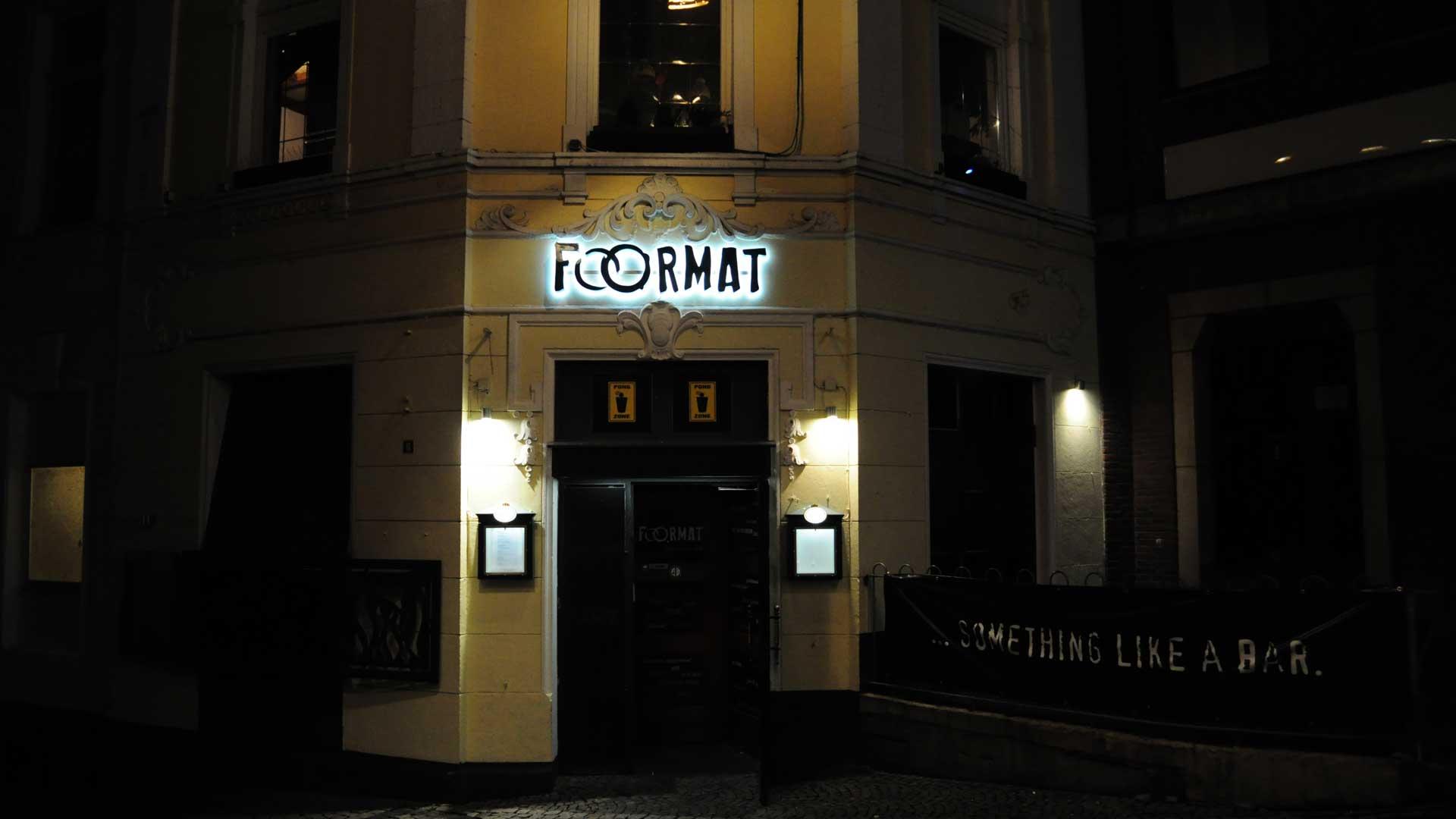 Foormat - Bar