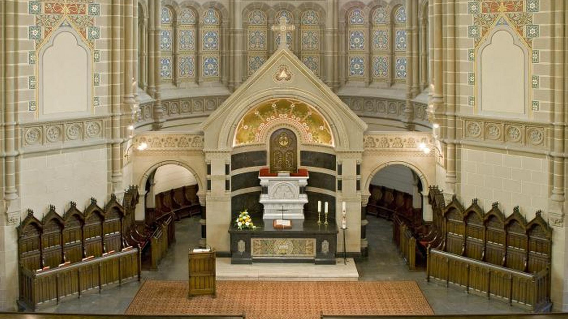 Rheydt's main evangelical church