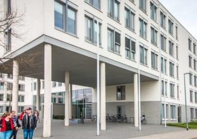 Hauptverwaltung Finanzamt Mönchengladbach