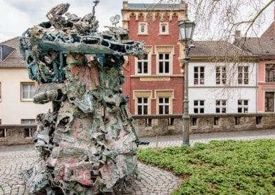 Kunst im öffentlichen Raum, von Thomas Virnich