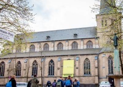 Citykirche Alter Markt: Ausstellungen, Events und Konzerte