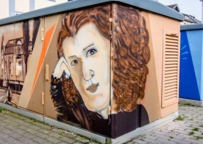 kreativ und beliebt - das Gründerzeitviertel in Mönchengladbach