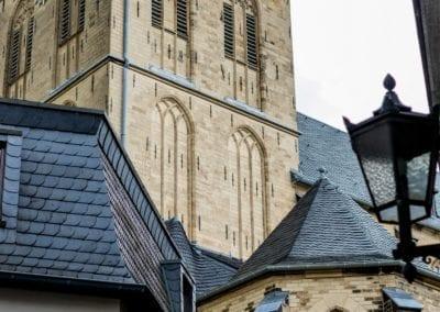Bildausschnitt Münster Basilika