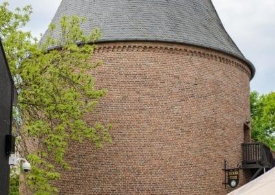 Der Dicke Turm, Waldhausener Strasse Altstadt Mönchengladbach
