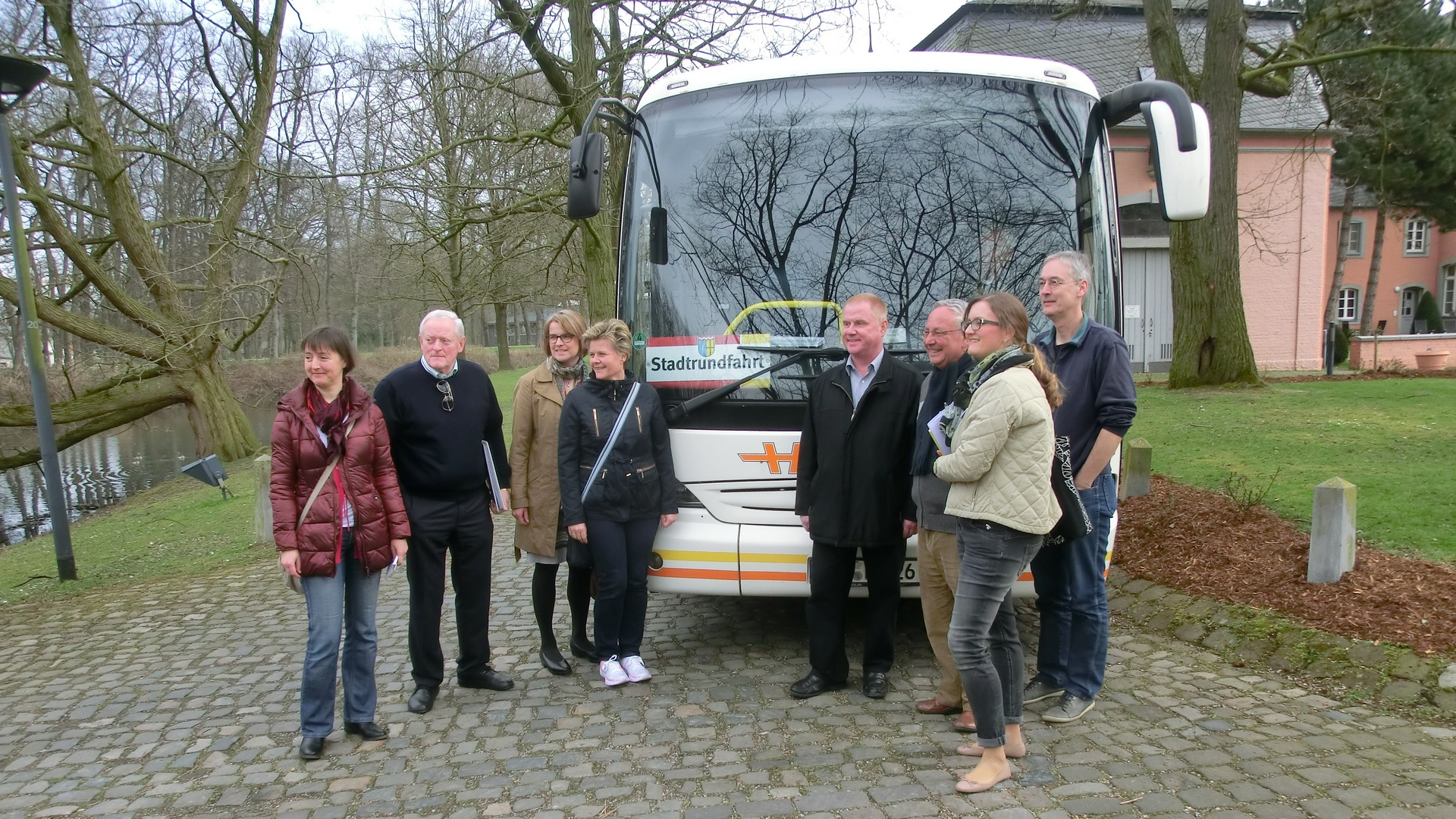 City tours by bus