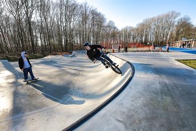 Skaterpark MG (c) Stadt MG