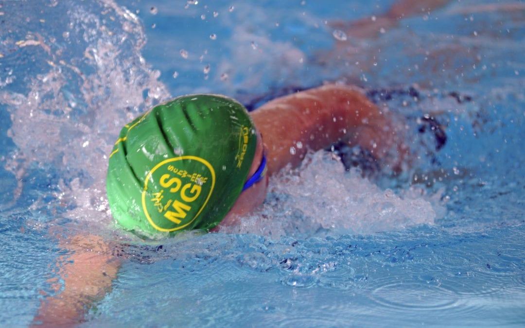 Leistungsschwimmen in Mönchengladbach