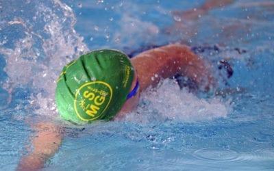 Competitive swimming in Mönchengladbach