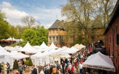 Herbstfestival zu Gast auf Schloss Rheydt