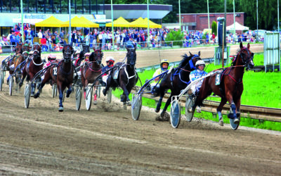 Mönchengladbach harness racing track