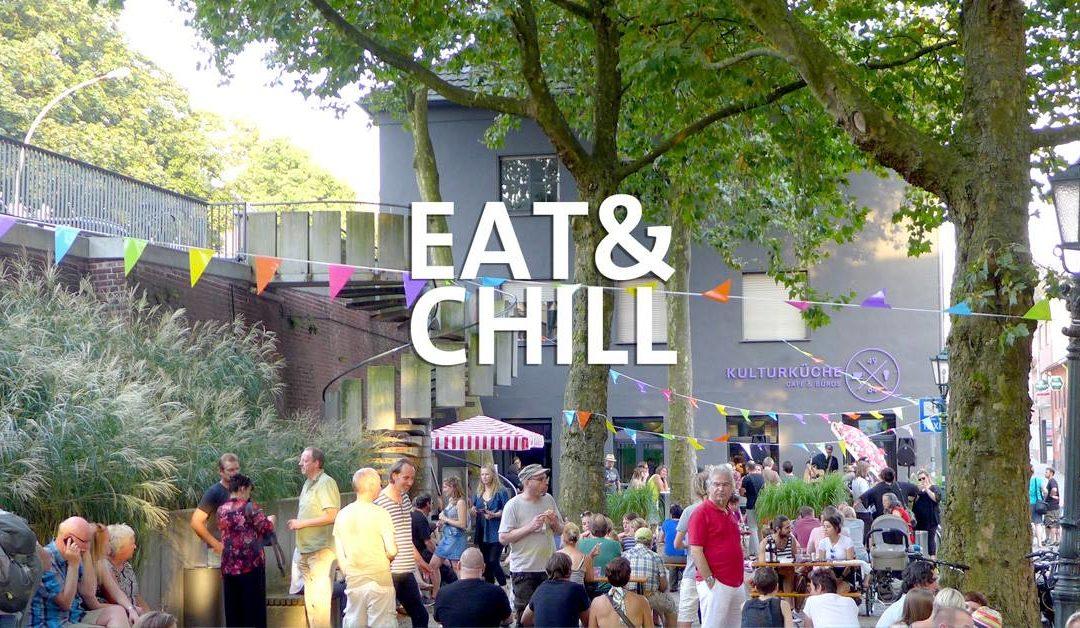 Eat & Chill #4 – zurücklehnen und genießen
