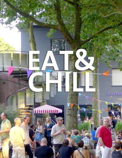 Eat & Chill #4 - zurücklehnen und genießen