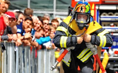 The search is on for the toughest firefighter in the world!