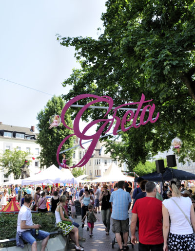 Greta – the market of beautiful things