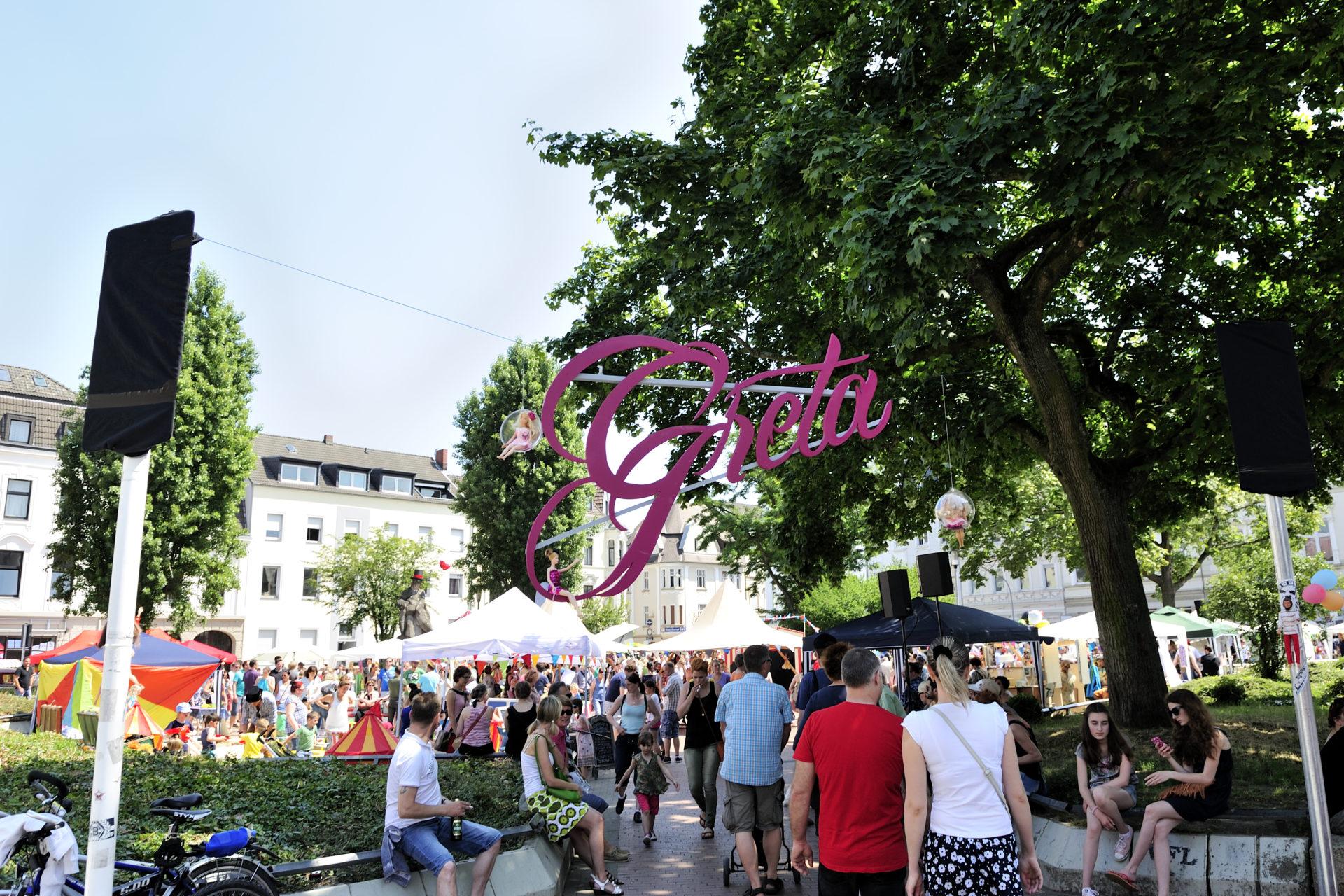 Greta – der Markt der schönen Dinge