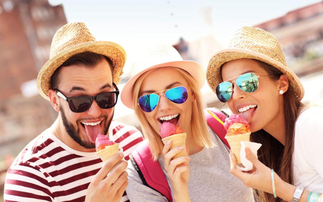 Foodspots im Sommer