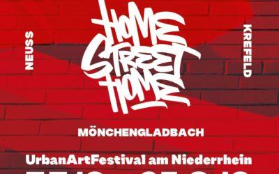 Urban Art Festival am Niederrhein