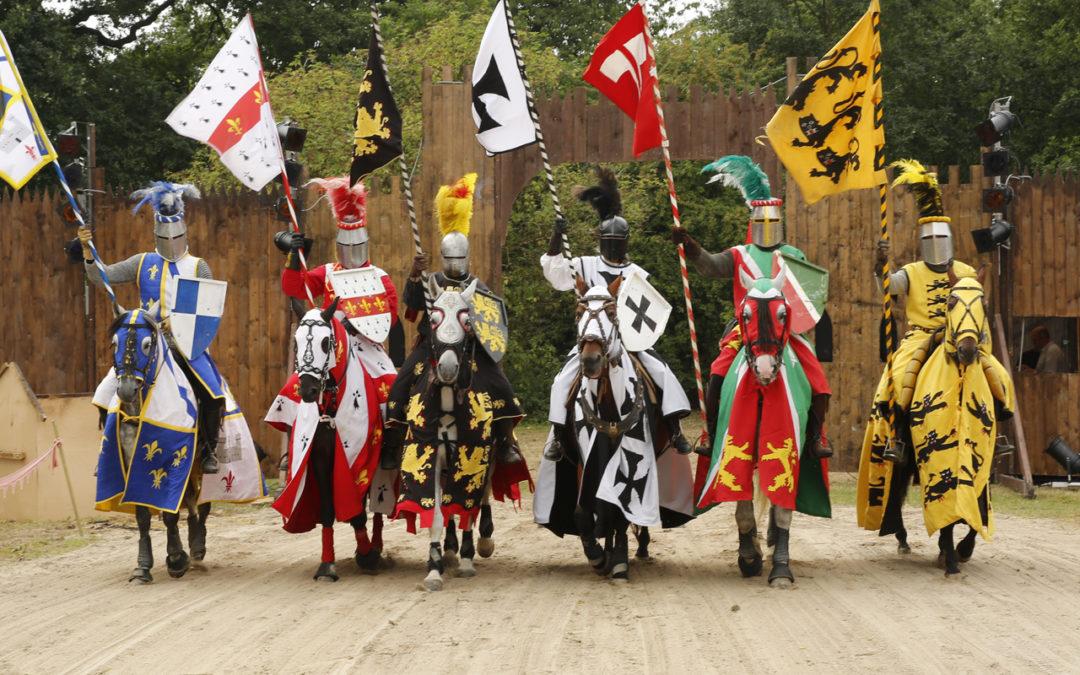 Ritterfest Schloss Rheydt – eine faszinierende Zeitreise