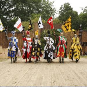 Ritterfest Schloss Rheydt - a Fascinating Journey through Time