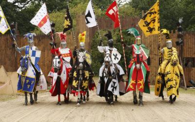Ritterfest Schloss Rheydt – a Fascinating Journey through Time