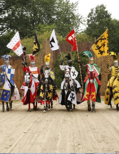 Ritterfest Schloss Rheydt - eine faszinierende Zeitreise