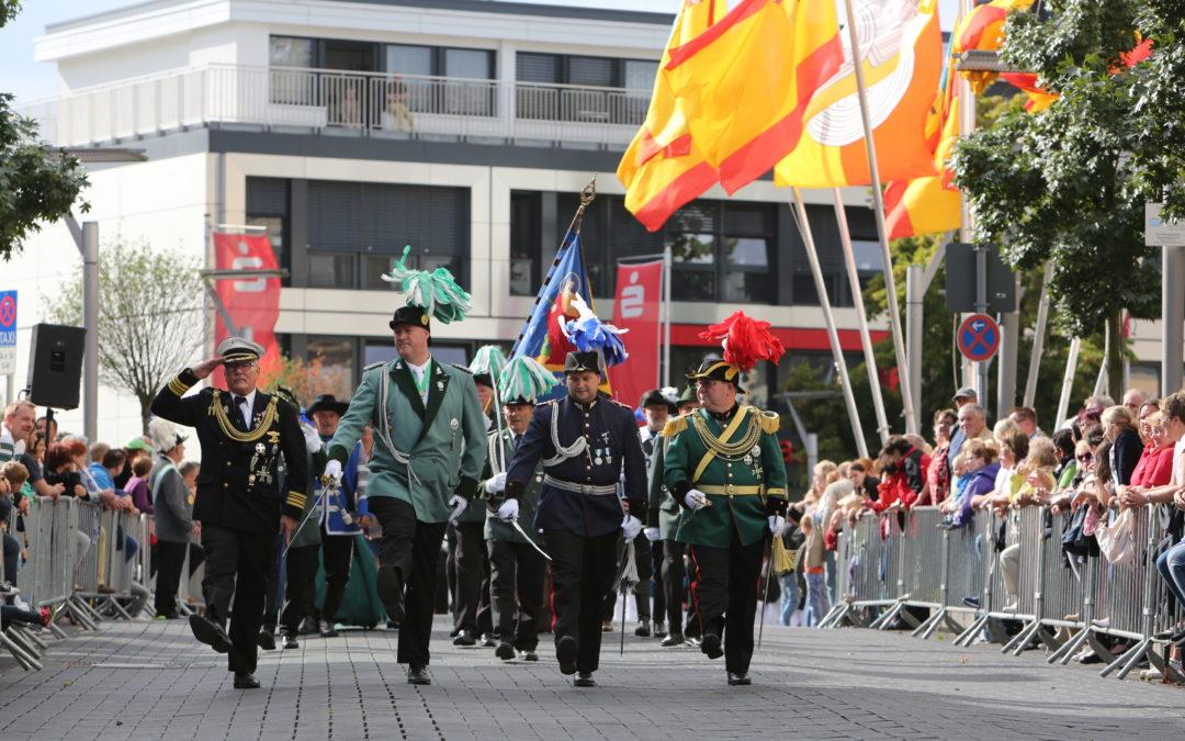 Stadtschützenfest MG- Tradition seit 1836