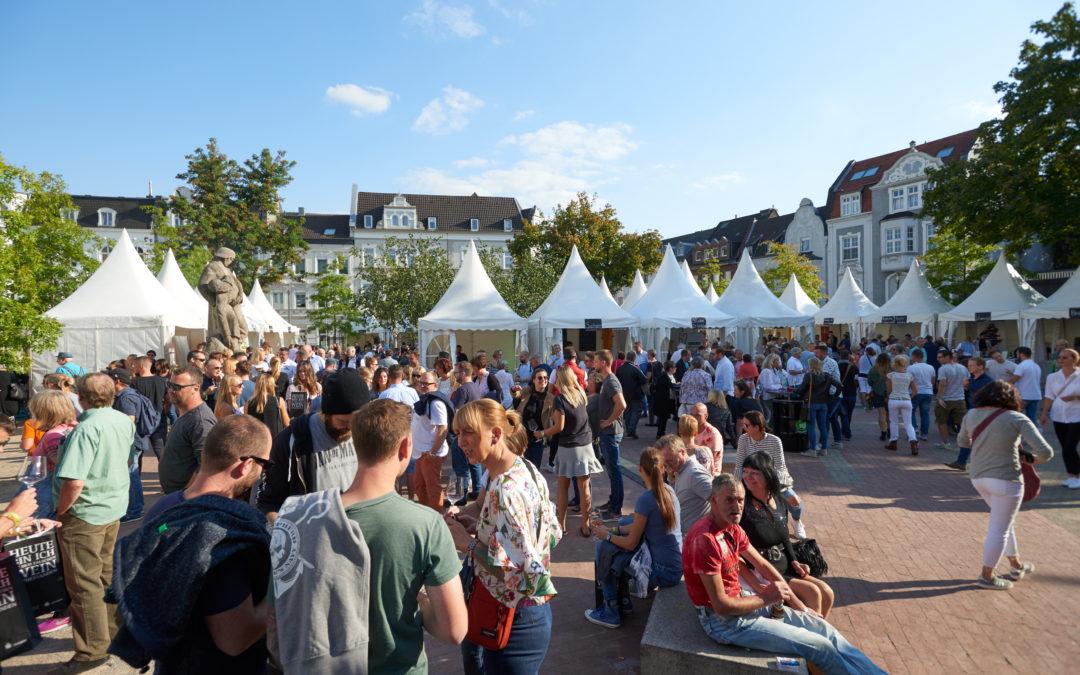 Gladbach [g]niessen 2019 – das etwas andere Weinfest