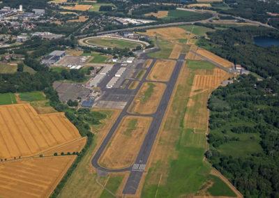 Flughafen MGL 3755 © Flughafen Mönchengladbach