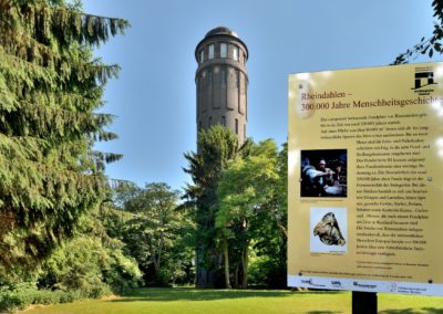 Museum in the water tower