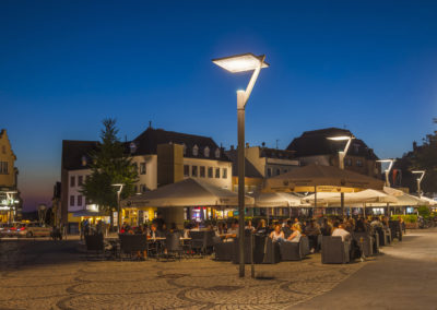 Alter Markt bei Nacht credit Jochen Keute