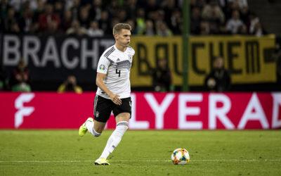 EM-Qualifikationsspiel: die DFB-Auswahl gegen Belarus