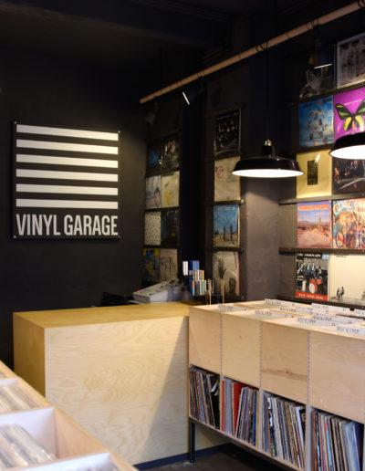Vinyl Garage
