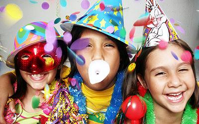 Kinderkarneval in Mönchengladbach