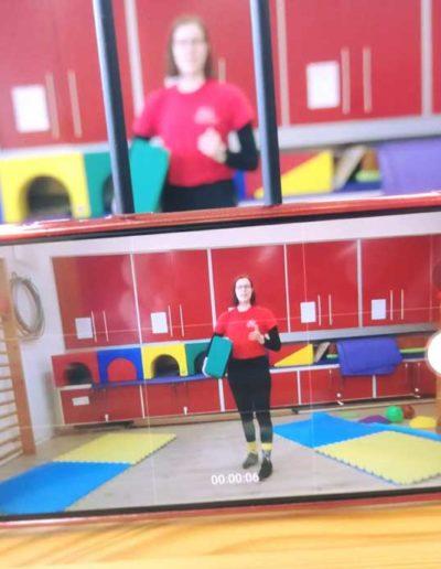 Täglich Sports@Home für Kids