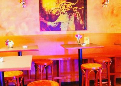 Das Café del Bar in Mönchengladbac