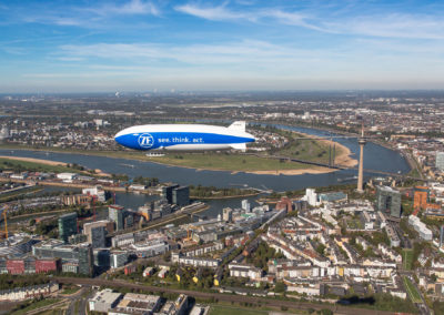 Zeppelin sightseeing tour