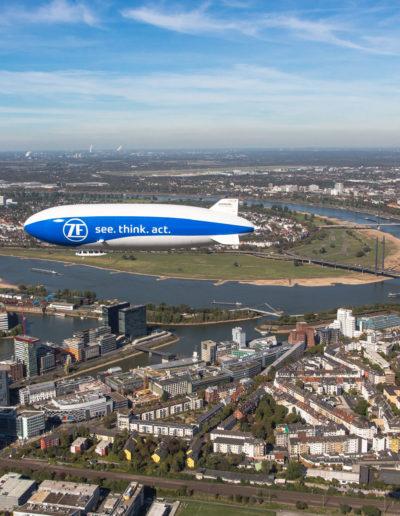 Zeppelin rondvlucht