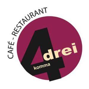Café-Restaurant 4 Komma 3