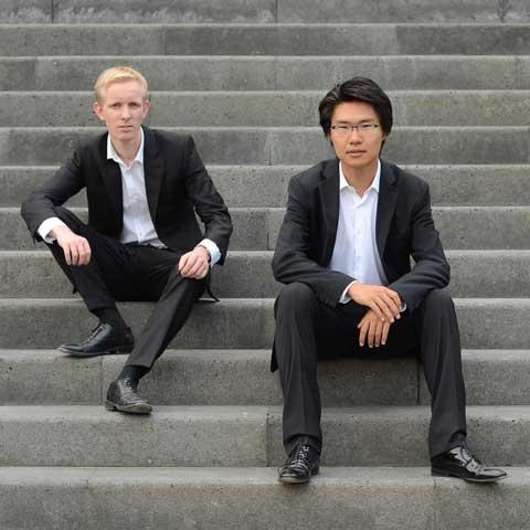 1. Zykluskonzert - Benjamin Hewat-Craw & Yuhao Guo