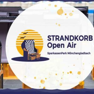 STRANDKORB Open Air im SparkassenPark