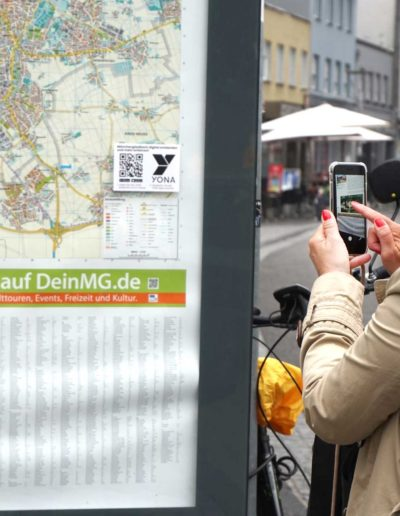 Digitales Sightseeing mit der YONA App